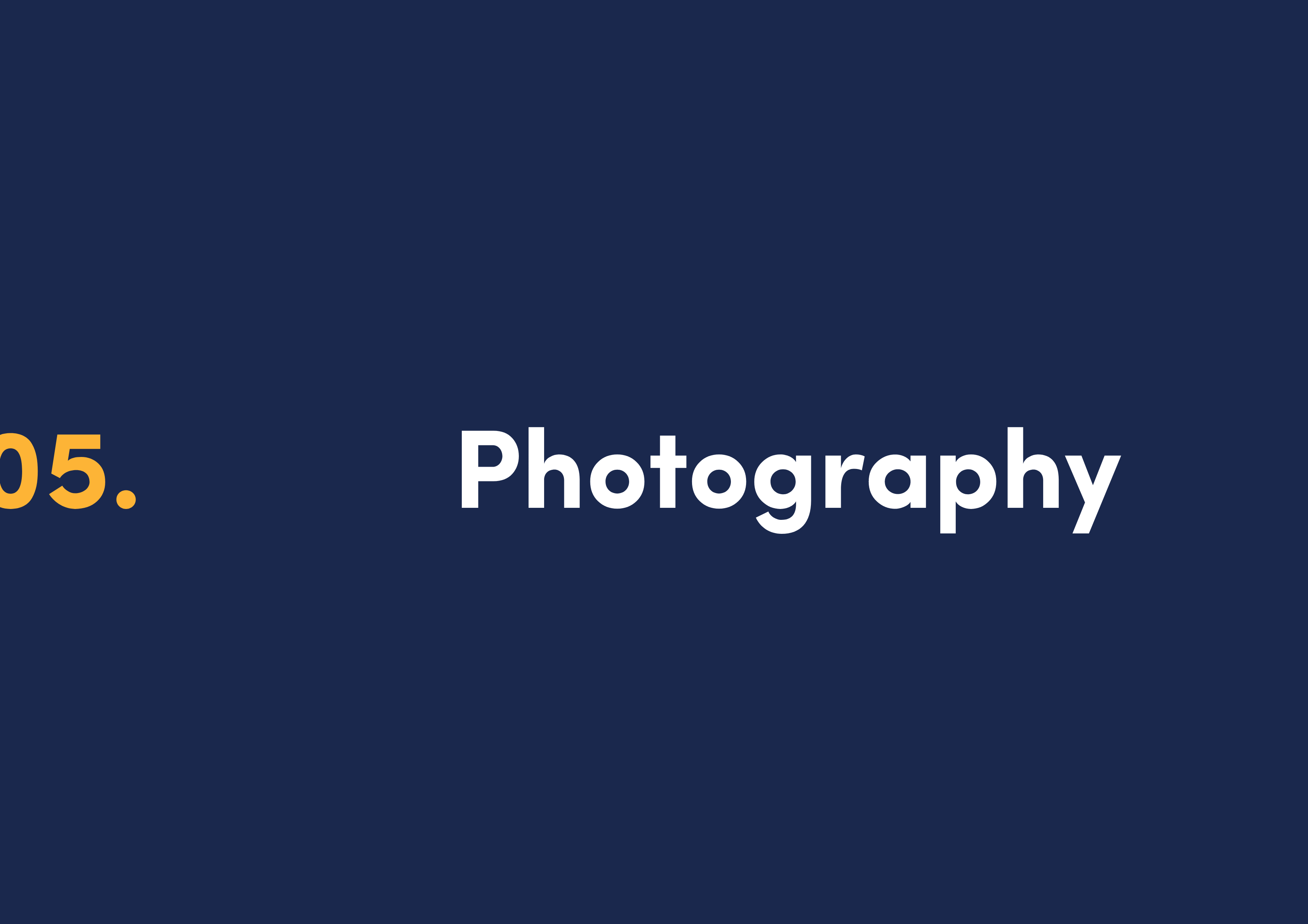 brand guide photography
